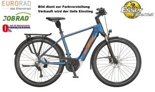 KTM Macina Tour P510 Wave blau-orange von 2-Rad Esser GmbH & Co. KG, 97941 Tauberbischofsheim