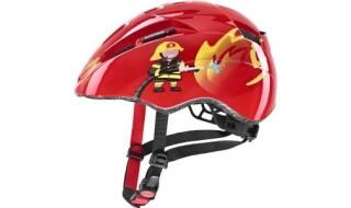 Uvex Kid II, red fireman von Bike Service Gruber, 83527 Haag in OB