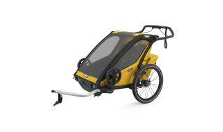 Thule Thule Chariot Sport 2 - Spectra Yellow (2021) incl. Versand von Fahrradwelt International, 52441 Linnich
