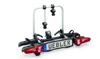Uebler Heckträger F24 von Zweirad Bruckner GmbH, 92421 Schwandorf