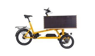 Chike e-Cargo von WIECK fahrrad & zubehör, 24601 Wankendorf