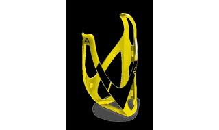 Cube ACID Flaschenhalter HPP matt yellow/black von Fahrrad Imle, 74321 Bietigheim-Bissingen