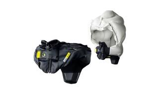 Hövding Helm 3 Airbaghelm inkl.Schal schwarz verstellbar von Schön Fahrräder, 55435 Gau-Algesheim