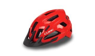 Cube Helm STEEP glossy red von Fahrrad Imle, 74321 Bietigheim-Bissingen