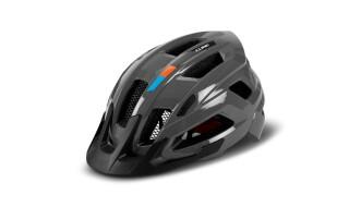 Cube Helm STEEP X Actionteam glossy grey´n´orange von Fahrrad Imle, 74321 Bietigheim-Bissingen