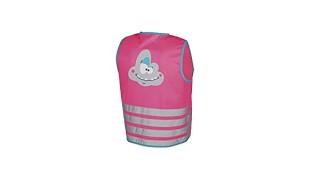 wowow Crazy Monster Weste Kinder Pink von GZM Belling, 49661 Cloppenburg