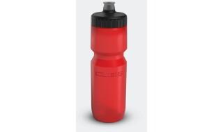 Cube Trinkflasche 0,75L rot von Zweirad Bruckner GmbH, 92421 Schwandorf