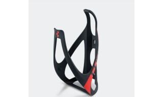 Cube Flaschenhalter black n red matt von Zweirad Bruckner GmbH, 92421 Schwandorf