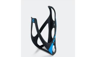 Cube Flaschenhalter black n blue matt von Zweirad Bruckner GmbH, 92421 Schwandorf