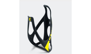 Cube Flaschenhalter black n yellow von Zweirad Bruckner GmbH, 92421 Schwandorf