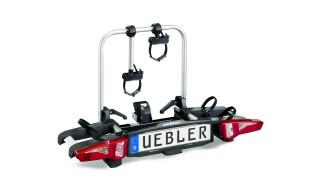 Uebler Heckträger i21 ABH 90° von Zweirad Bruckner GmbH, 92421 Schwandorf