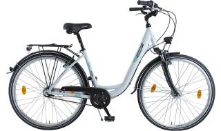 BBF Damen- LID weiß 7Gang von Prepernau Fahrradfachmarkt, 17389 Anklam