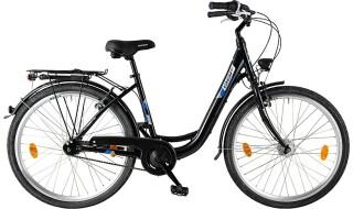 BBF Damen- LID schwarz 7Gang starre Gabel von Prepernau Fahrradfachmarkt, 17389 Anklam