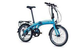 Chrisson EF1 2021 8G Shimano Acera  ANANDA blau von Just Bikes, 10627 Berlin