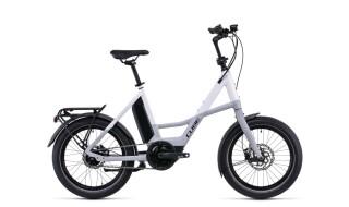 Cube Compact Hybrid 500 grey´n´white 2022 von Fahrrad Imle, 74321 Bietigheim-Bissingen