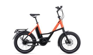 Cube Compact Hybrid 500 black´n´sparkorange von Fahrrad Imle, 74321 Bietigheim-Bissingen
