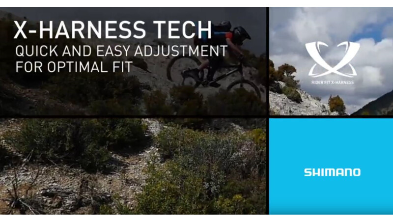 Shimano X-Harness Technologie