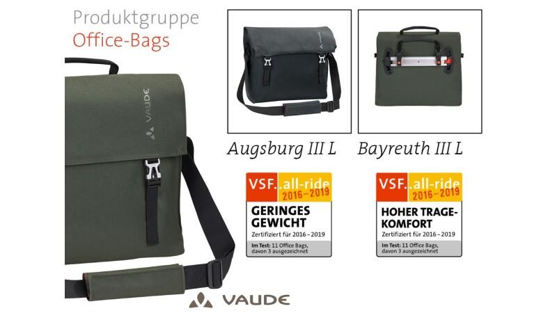 VAUDE - Office Bags Augsburg und Bayreuth