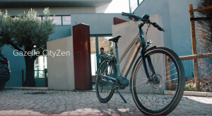 Gazelle - CityZen E-Bike