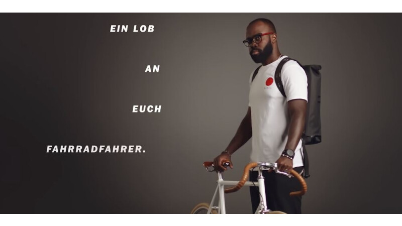 Ortlieb - Ein Lob an Euch Fahrradfahrer