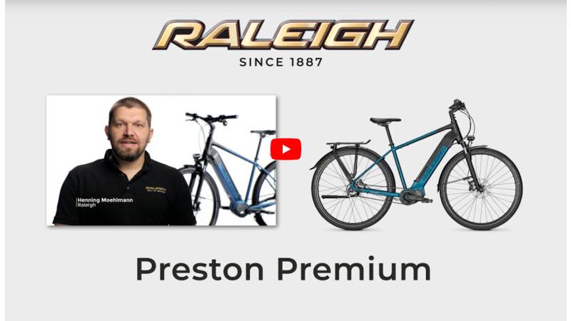 Raleigh Preston Premium