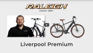 Raleigh Liverpool Premium