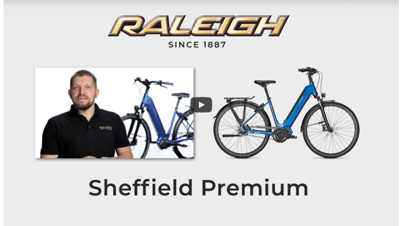 Raleigh Sheffield Premium