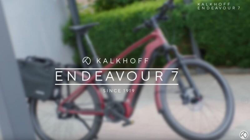 Kalkhoff - ENDEAVOUR 7