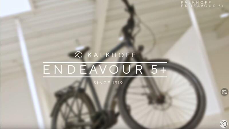 Kalkhoff - ENDEAVOUR 5+ PLUS