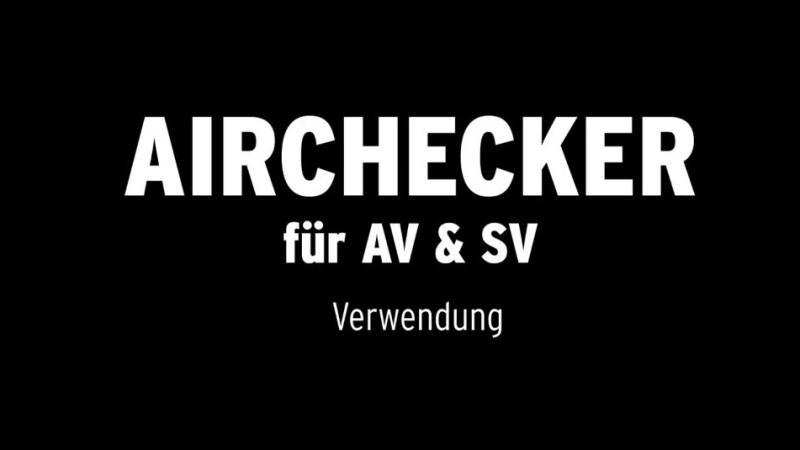 SKS - AIRCHECKER