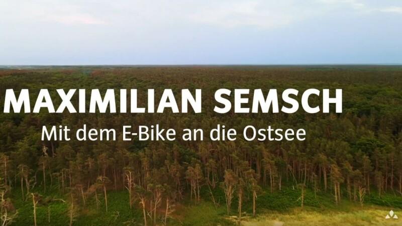 VAUDE – Mit dem E-Bike an die Ostsee