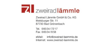 Wir suchen Zweiradmechaniker/in/d bei Zweirad Lämmle in Bad Grönenbach