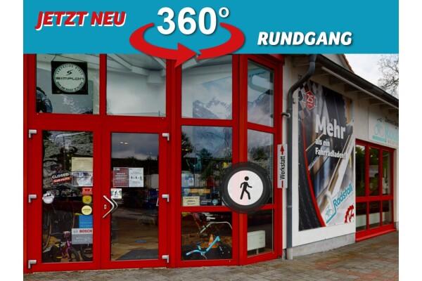 360° Rundgang bei Radstall Klaproth