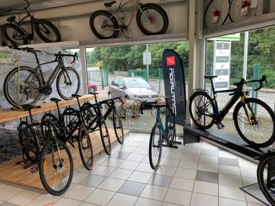 Neue Gravel Bikes eingetroffen