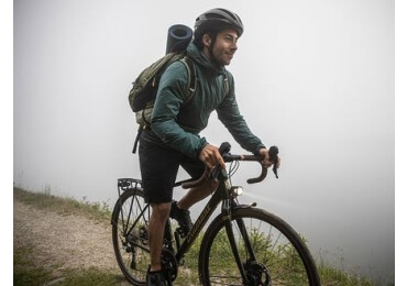 Equipped Gravel Bike