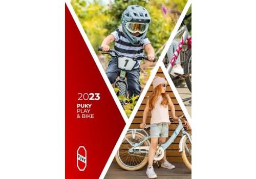 Puky - Flyer/Katalog 2018