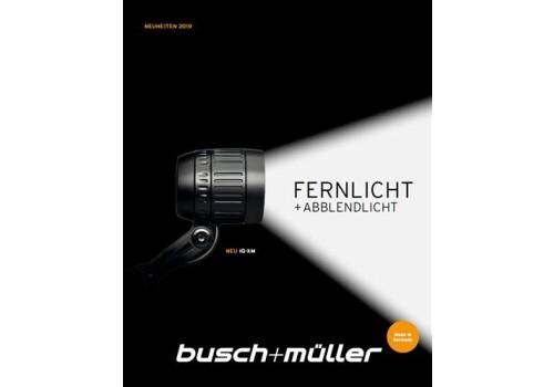 Busch&Müller - Neuheiten 2019