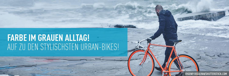 Bikeshops.de Slideshow Urbanbikes