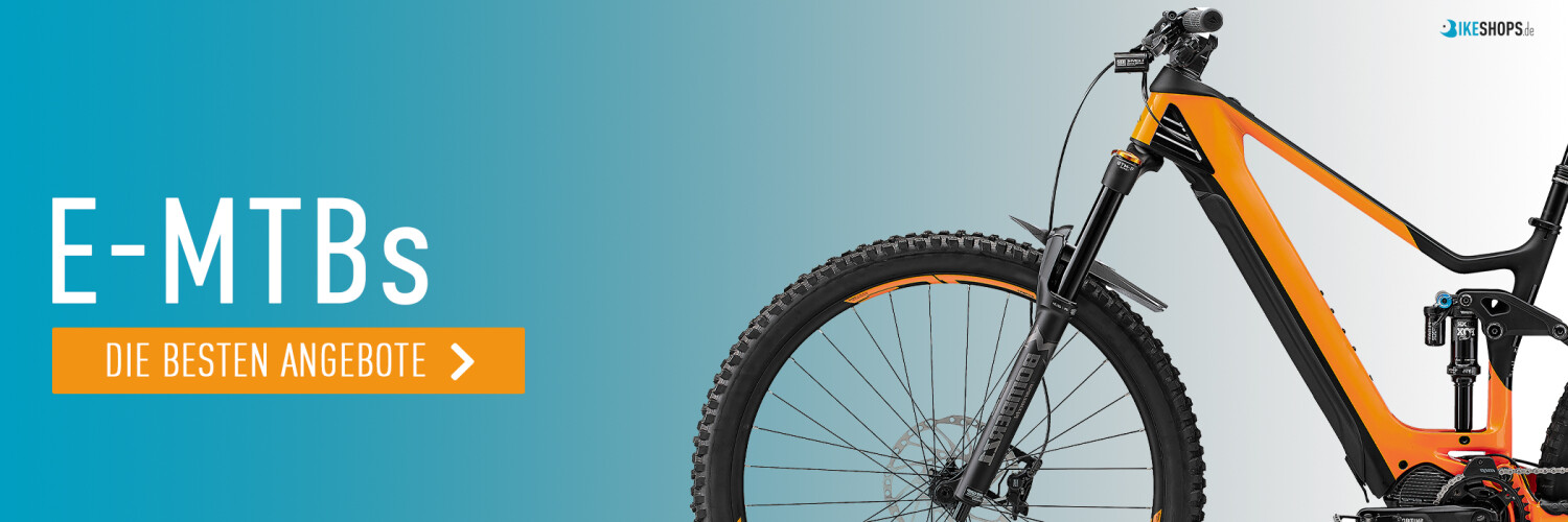 Bikeshops.de Slideshow Mountainbikes
