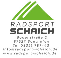 Radsport Schaich Sonthofen