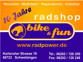 Bike & Fun Radshop