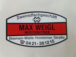 Zweiradfachgeschäft Max Weigl