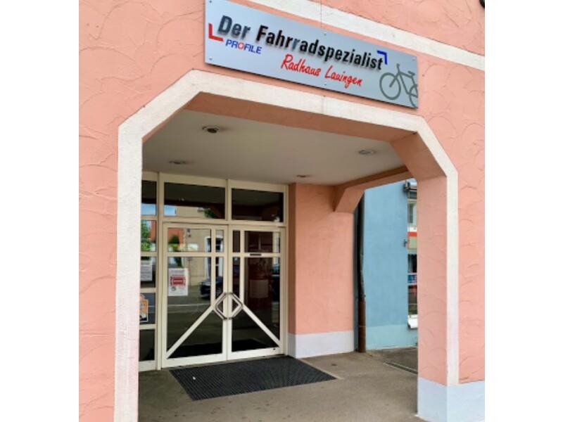 Profile Radhaus Lauingen