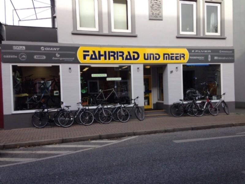Fahrrad & Meer