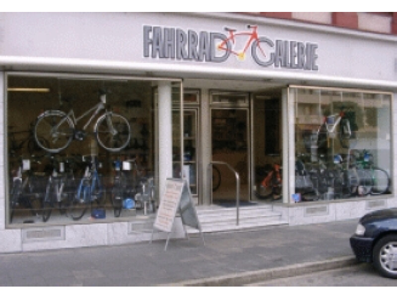Firma Fahrrad Galerie Gmbh In 50321 Bruhl Bei Bikeshops De