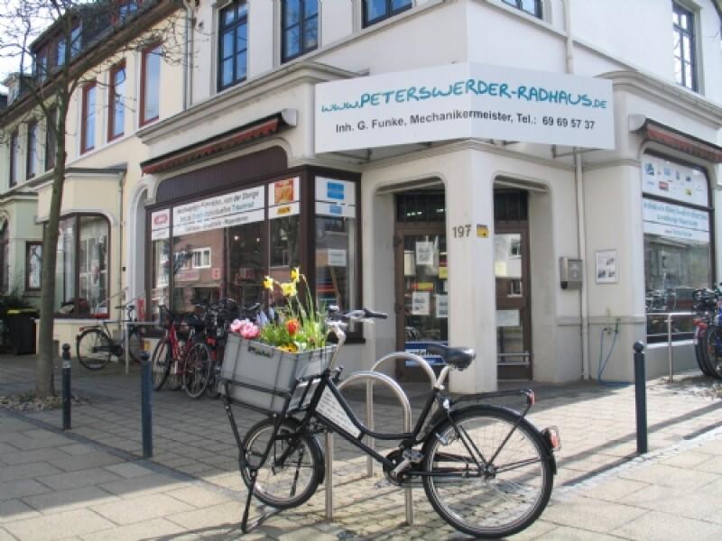 Peterswerder Radhaus