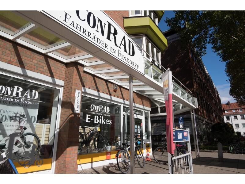 conRAD Fahrräder in Findorff