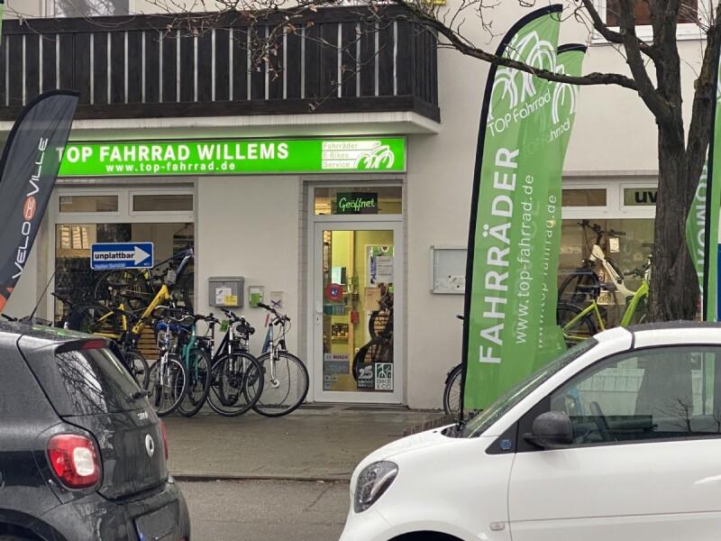 Top-Fahrrad München