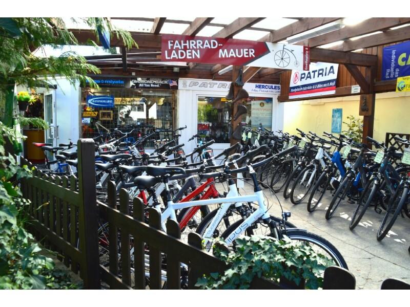 Fahrradladen Mauer